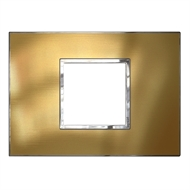 HPM ARTEOR Horizontal Square Hole Coverplate