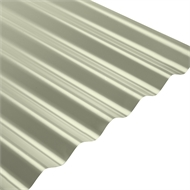 COLORBOND® Steel XRW S-Rib™ Corrugated .42 BMT Steel Roofing - Mangrove