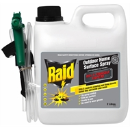 Raid 2L Outdoor DIY Expert Surface Spray