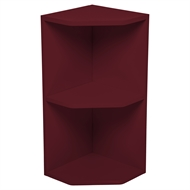 Kaboodle Seduction Red Open End Wall Cabinet