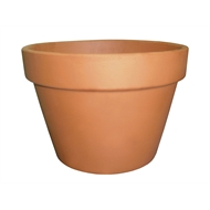 Northcote 15cm Terracotta Squat Pot