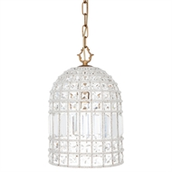 Cafe Lighting 240V Small Bella Pendant Light