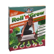 Mr Fothergill's Roll 'n' Grow Gardens Superfoods