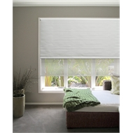 Windoware 210 x 210cm White Day Night Roller Blind