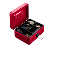 Syneco 200mm Assorted Colours Cash Box