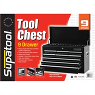 Supatool 9 Drawer Tool Chest