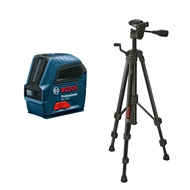 Bosch Professional GLL 2-10 Plus BT 150 Cross Line Laser Kit