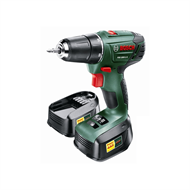 Bosch PSR 1800 18V Cordless Drill Driver With 2 Batteries And Charger