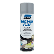 Dy-Mark 150g Silver Gal Mini Metal Paint