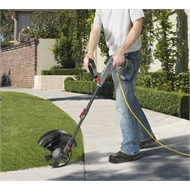 Ozito 2 Piece Electric Line Trimmer And Blower Vacuum-Mulcher Kit