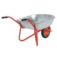 Daytek 70L Home Builder Wheelbarrow Assembled