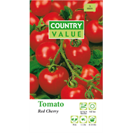 Country Value Red Cherry Tomato Vegetable Seeds