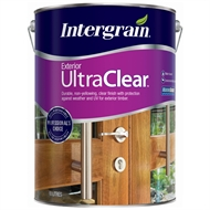 Intergrain UltraClear 10L Satin Exterior Timber Finish