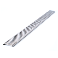 Bellessi Stainless Steel Punched Grate - 840mm x 10mm x 65mm