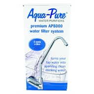 3M Aquapure Undersink Filter Water System