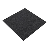 Standard Carpets 500 x 500mm Charcoal Polypropylene Carpet Tile
