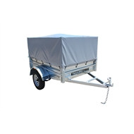 Trailers 2000 7 x 4ft Universal Cage Cover