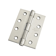 Lane Security 100mm Satin Stainless Steel Architectural Loose Pin Butt Hinge