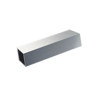 Metal Mate 50 x 5 0x 1.5mm x 1m Aluminium Square Tube