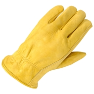 Wells Lamont Extra Heavy Duty Leather Work Gloves - Large