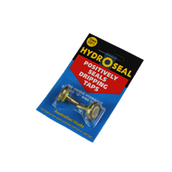 HydroSeal 12mm Tap Valves - 2 Pack