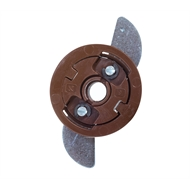 GripIt® 20mm Brown Plasterboard Fixing -  4 Pack