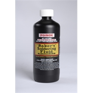 Bakers 250ml Solder Fluid