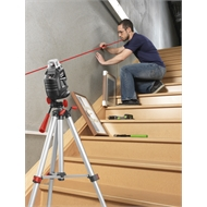 Ozito 360° 20m Line Laser Level Plus Tripod