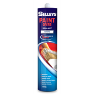 Selleys 410g White Paint Over Sealant