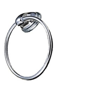 Enzo Barelli Chrome Towel Ring