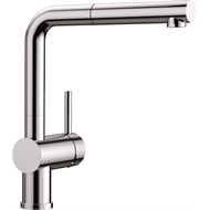 Blanco WELS 5 Star 6/min Linuss Pull Out Sink Mixer