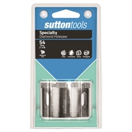 Sutton Tools 54mm Diamond Grit Holesaw