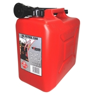 Icon Plastics Fuel Can And Pourer - 10L