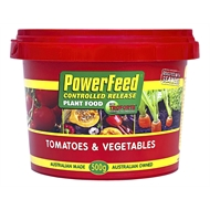 Powerfeed 500g Tomato And Vegetables Controlled Release