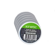 Kinetic 12mm x 10m White Thread Seal