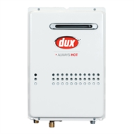 Dux 21L/min Condensing Continuous Flow Water Heater - 50° Natural Gas