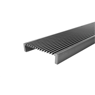 Grates 2 Go 100mm 316 Grade Stainless Steel Custom Wedge Wire Shower Grate