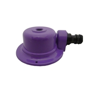 Holman 12mm Purple Dome Hose End Sprinkler