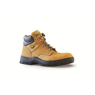 Bata Jupiter Steel Cap Boot - Size 7