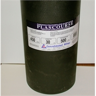 Consolidated Alloys 450mm x 30m x 500um Black Poly Dampcourse Plascourse