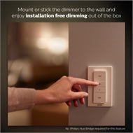 Philips Hue Lighting Dimmer Switch