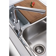 Oliveri 1080 x 480mm Diaz Sink
