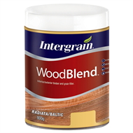 Intergrain 800g Radiata / Baltic WoodBlend Putty Filler