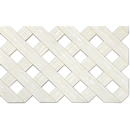 Matrix  2410 x 1205 x 7mm Classic Diamond Lattice - Smooth Cream (Colorbond® Classic Cream®)