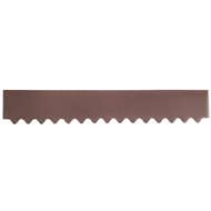 GumLeaf 1200mm Colorbond Metal Corrugated Gutter Guard - Headland