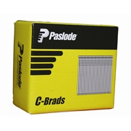 Paslode 32 x 1.6mm Galvanised C32 Pneumatic Brad - 3000 Pack
