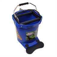 Sabco 16L Blue Wide Mouth Mop Bucket