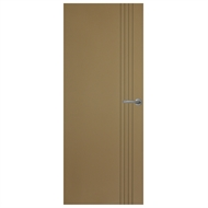 Hume 2040 x 820 x 35mm Accent Primecoat Internal Door