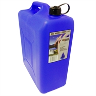 Icon Plastics 20L Blue Water Jerry Can
