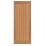 Parkwood 2040 x 820 x 38mm Stain Quality Cedar Interior Panel Door